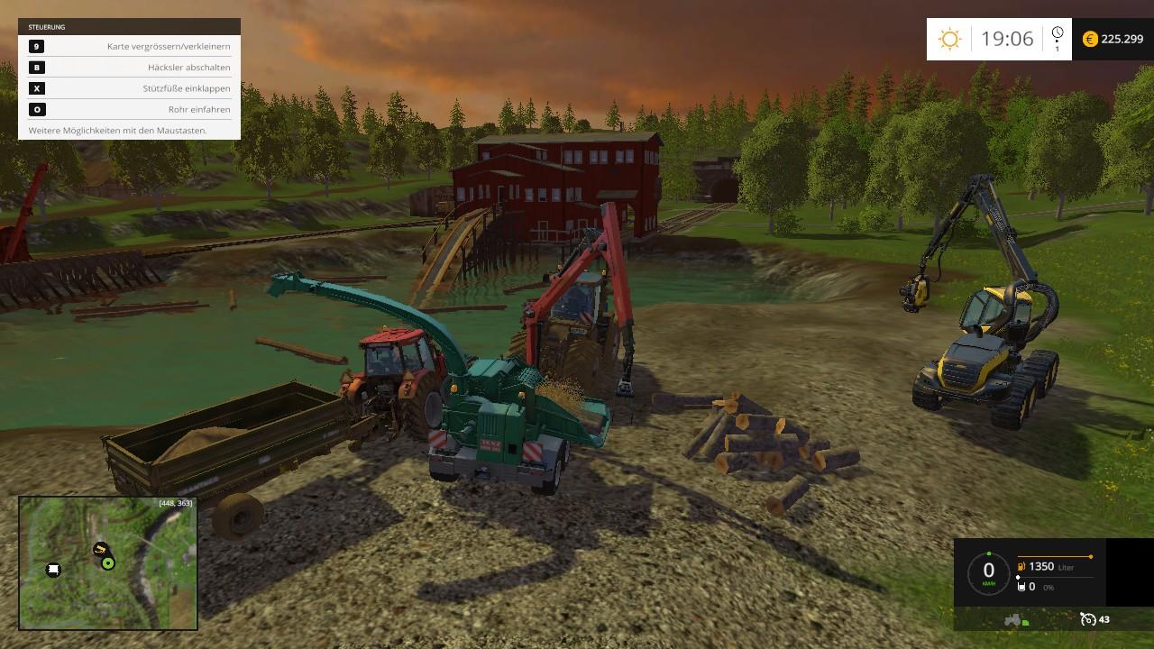 landwirtschafts simulator 15 07 vgphile. Black Bedroom Furniture Sets. Home Design Ideas