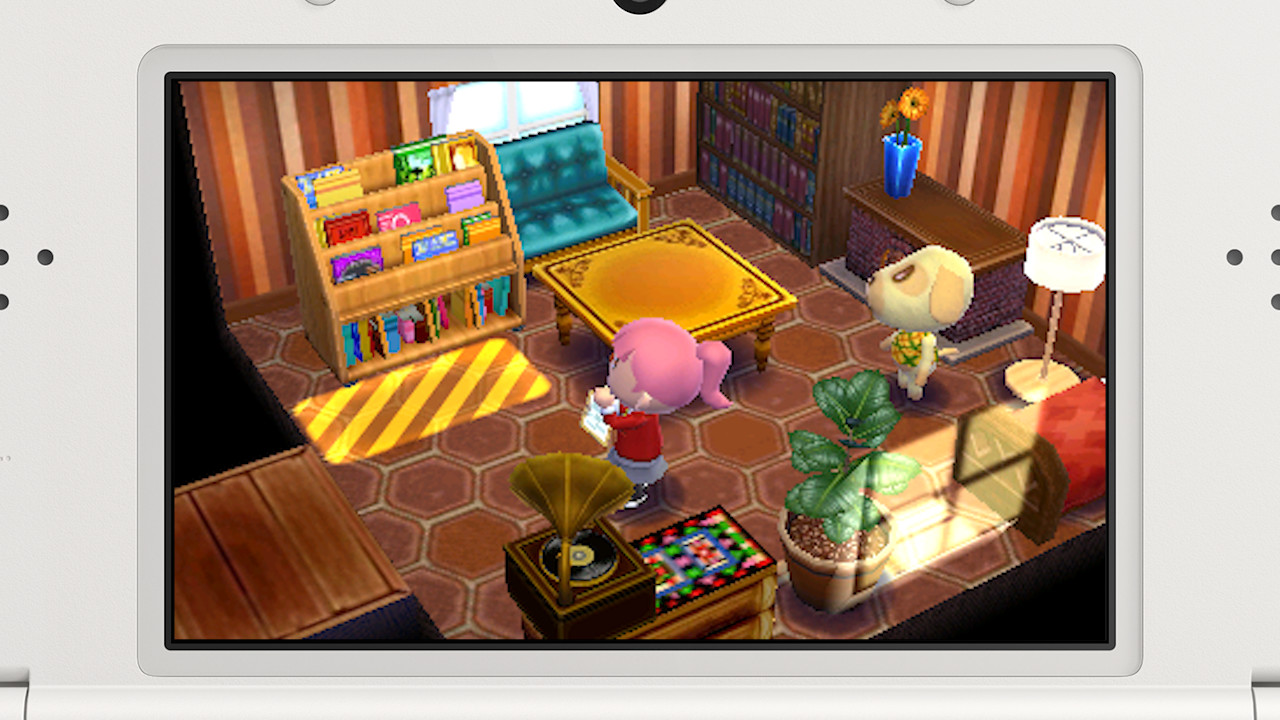 Review Animal Crossing Happy Home Designer Vgphile
