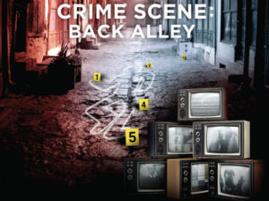 Crime Scene: Back alley