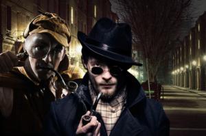 Sherlock & Watson DUEL