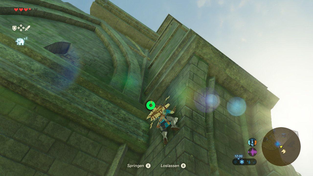 Kletterausrüstung Zelda : The legend of zelda breath wild kletter ausrüstung