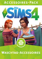 Die Sims 4 – Waschtag-Accessoires